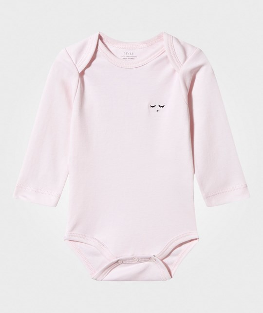 Livly Baby Body Pink baby pink/ black
