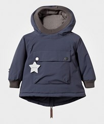 Mini A Ture Baby Wen B Jacket Ombre Blue ombre blue