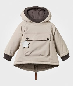 Mini A Ture Baby Wen B Jacket Mild Grey