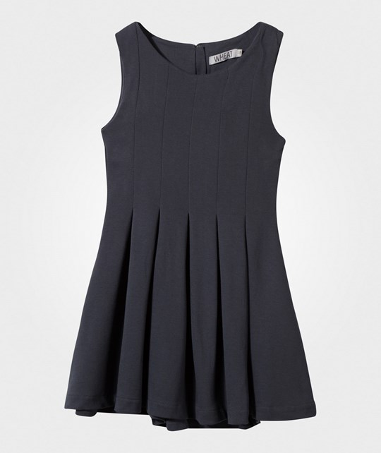 Wheat Adene Dress Grey/Blue Greyblue
