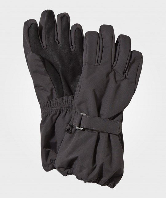 Wheat Gloves Tech Charcoal Charcoal