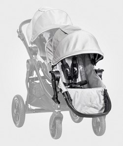 Baby Jogger City Select Extra Säte Kit - Silver