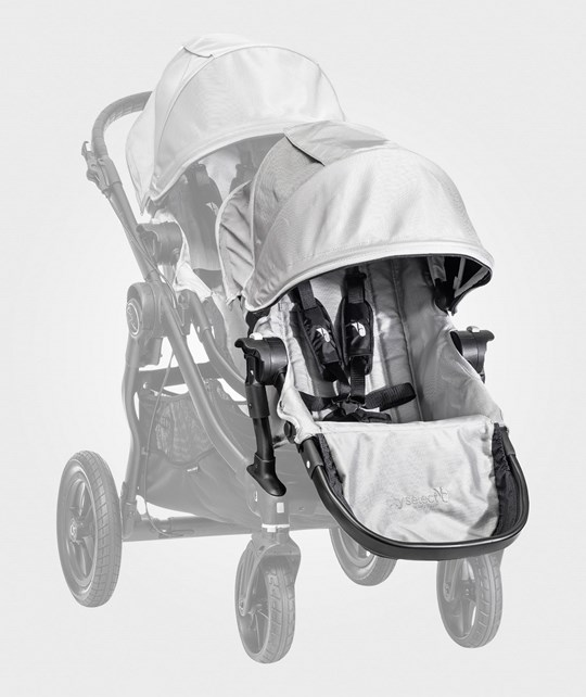 Baby Jogger City Select Extra Säte Kit - Silver Multi