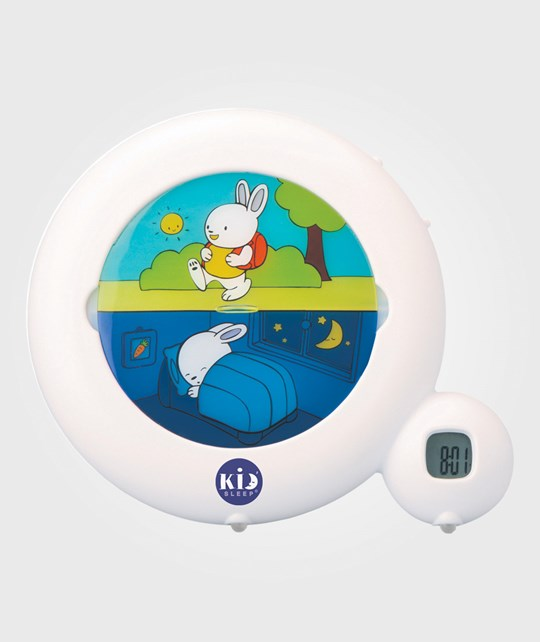 KidSleep Sleep Trainer Classic White Hvit