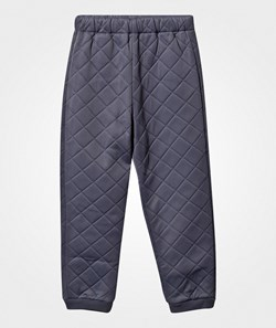 Wheat Thermo Pants Dark Blue