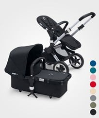 Bugaboo Buffalo+ Alu/Black Buffalo+ Base Alu/Black