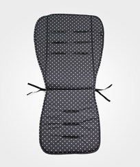 Vinter & Bloom Sittdyna Mini Dots Ebony Svart Ebony Black