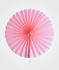 My Little Day Pinwheel Paper Fan - Light Pink Light Pink