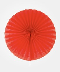 My Little Day Pinwheel Paper Fan - Red Red