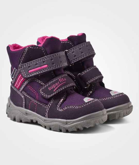 Superfit Husky 1 Boots Lilac Lilac