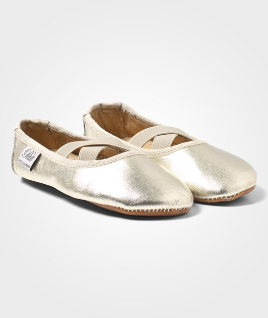 Petit by Sofie Schnoor Indoor Shoes Champagne