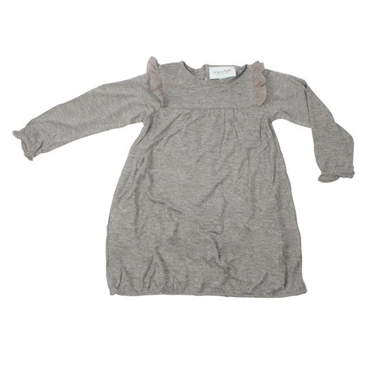 Mini A Ture Babette Dress Grey Melange Grey
