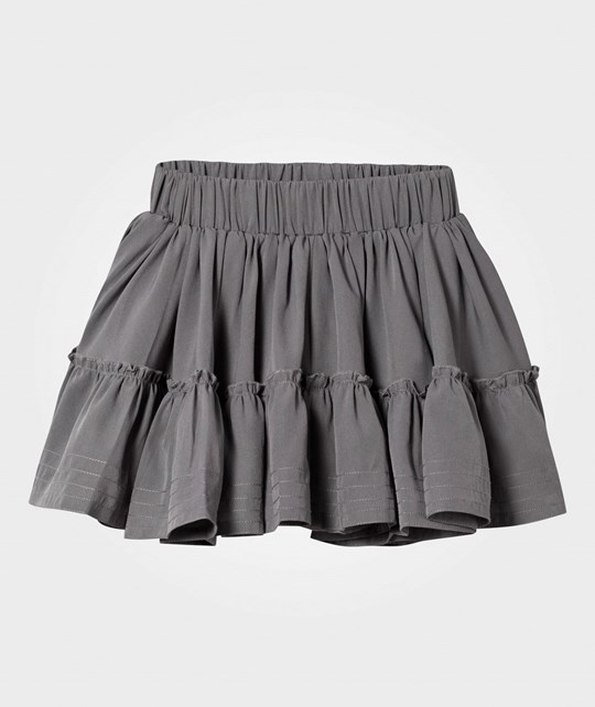 How To Kiss A Frog Elin Skirt Dark Grey Dark grey