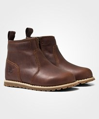 Timberland Pokey Pine Chukka Boots with Dark Rubber Dark Rubber