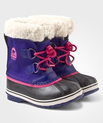 Sorel Children's Yoot Pac™ Nylon Boots Grape Juice, Afterglow Grape Juice, Afterglow