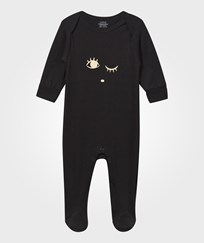 Livly Winky Footed Baby Body Black winky s.c black