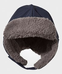 Didriksons Biggles Kid's Hat Navy Navy