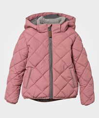 eBBe Kids Ombra Quilted Jacket Dusty Pink Dusty Pink
