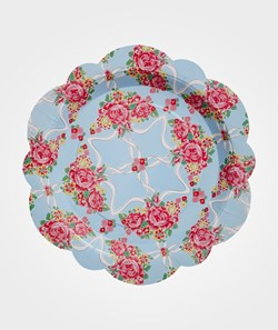 Rice Pack of 8 Flower Shaped Paper Plates