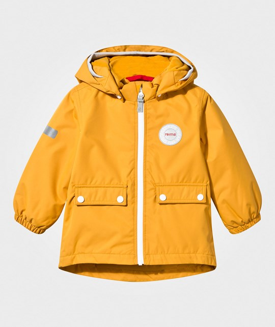 Reima Quilt Jacket Yellow Gold yellow gold