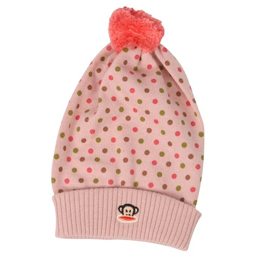 Paul Frank Hat Pois Pink Pink