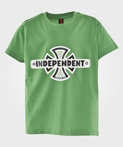 independent Vintage Bc Youth Tee Mint Green