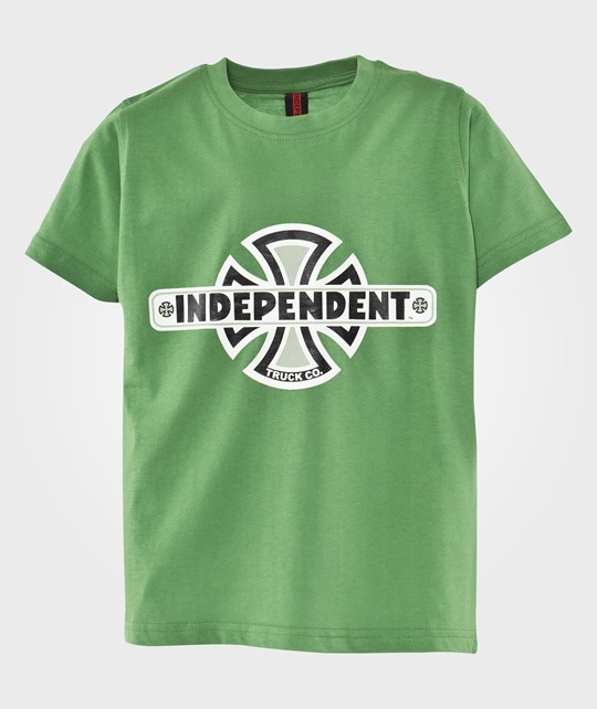 independent Vintage Bc Youth Tee Mint Green Green