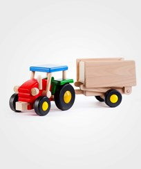 Bajo Tractor With Wagon - Large