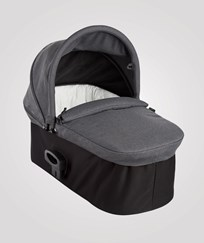 Baby Jogger Deluxe Pram Single-Granite mörkgrå