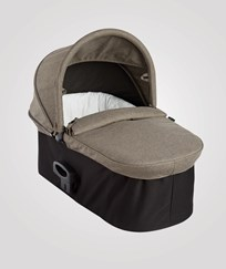 Baby Jogger Deluxe Pram Single- Taupe beige/brun