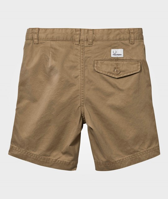 Fred Perry Kids Twill Chino Short Rubber Multi