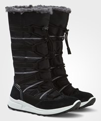 Superfit Merida Stiefel Boots Black Black