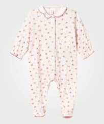 Petit Bateau Footed Baby Body Sissi/Multicolor sissi/multico