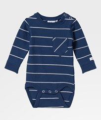 eBBe Kids Aston Baby Body True Navy/Off White Stripe True navy/Offwhite stripe
