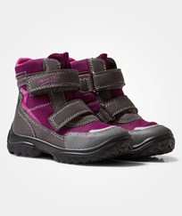 Superfit Snowcat Boots Grey Black