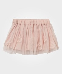 Noa Noa Miniature Mini Tulle Party Skirt Peach Blush Peach Blush