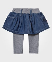 Levis Kids Jupy Skirt/Leggings Indigo INDIGO