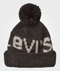 Levis Kids Heat Mössa Mörk Grå Dark grey