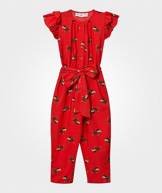 How To Kiss A Frog Catia Jumpsuit Red Dogs Red Dogs