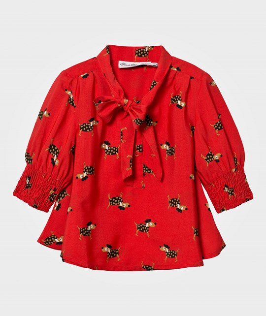 How To Kiss A Frog Poppy Blus Red Dogs Red Dogs