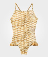 Molo Noona Swimsuit Gold Fishshell Gold Fishshell