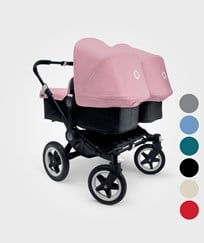 Bugaboo Donkey Twin Black
