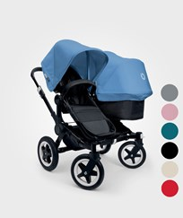 Bugaboo Donkey Duo Black