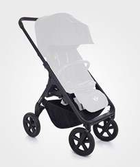 EasyWalker Mini Frame Black with Black Wheels Black