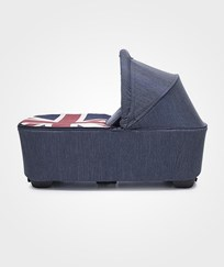 EasyWalker Mini Liggdel Union Jack Denim Jack Denim