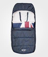 EasyWalker Mini Barnvagn Multiperformance Åkpåse Union Jack Denim Jack Denim