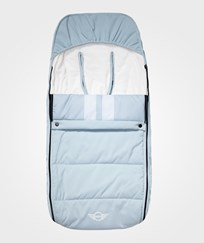 EasyWalker Mini Barnvagn Multiperformance Åkpåse Ice Blue