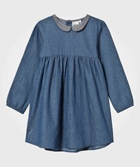 eBBe Kids Rina Dress Blue stamp