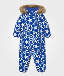 Ticket to heaven Snowbaggie Suit Princess Blue/Crazy Star Princess Blue/Crazy Star