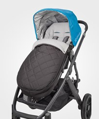 UPPAbaby CozyGanoosh Footmuff Grey Black